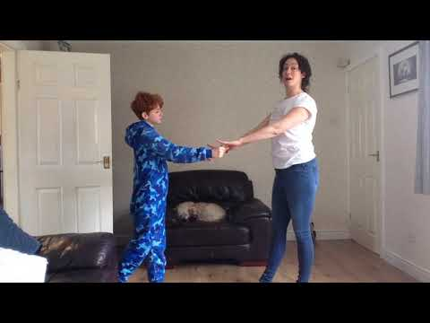 Dance In Your Pants - Move Of The Month - The Octopus! (New Intermediates)
